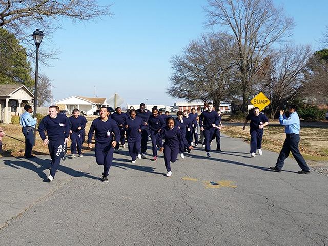 Cadet Physical Fitness